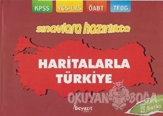 Haritalarla Türkiye (Açıklamasız) - Ahmet Karakılıç - Beyazıt Yayınevi