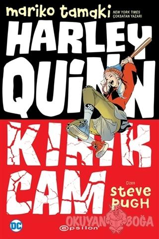 Harley Quinn - Kırık Cam
