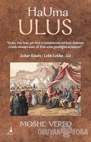 Hauma Ulus - Moshe Vered - Alter Yayıncılık