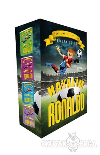 Hayalim Ronaldo ( 4 Kitap Set) - Erkan İşeri - Pinus Kitap