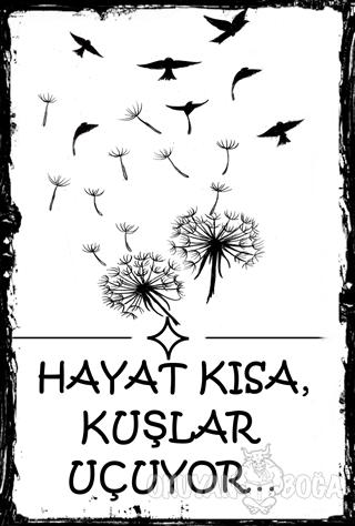 Hayat Kısa Kuşlar Uçuyor Poster