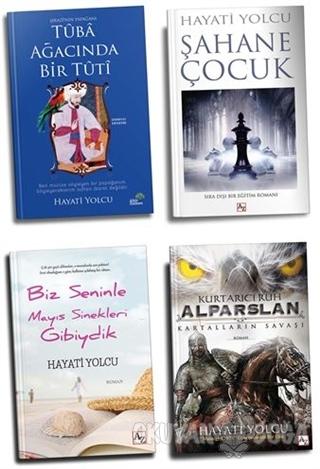 Hayati Yolcu Seti (4 Kitap Takım) - Hayati Yolcu - Az Kitap
