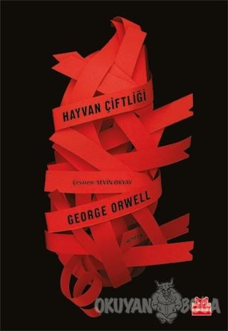 Hayvan Çiftliği - George Orwell - Kırmızı Kedi Yayınevi