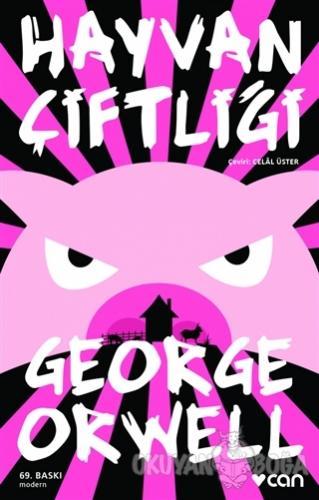 Hayvan Çiftliği - George Orwell - Can Yayınları