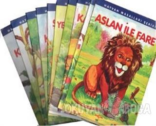 Hayvan Masalları Serisi 10 Kitap Takım
