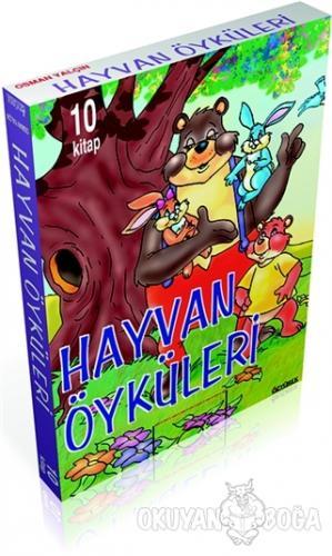 Hayvan Öyküleri Seti (10 Kitap Takım) - Osman Yalçın - Özyürek Yayınla