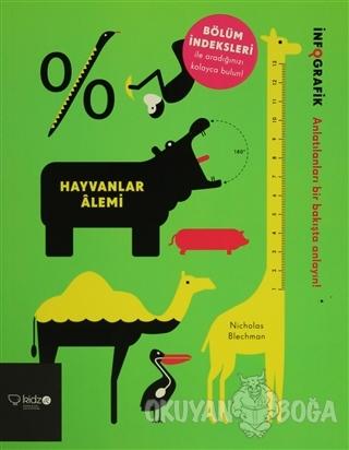 Hayvanlar Alemi - Simon Rogers - Redhouse Kidz Yayınları
