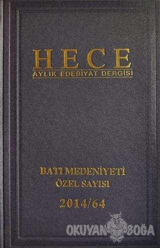Hece Aylık Edebiyat Dergisi Özel Sayı: 28 210-212 Yıl: 2014 Haziran (Ciltli)