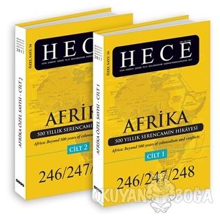 Hece Aylık Edebiyat Dergisi Sayı: 34 - Afrika Özel Sayısı 246/247/248