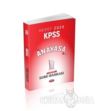 Hedef 2020 KPSS Anayasa Soru Bankası