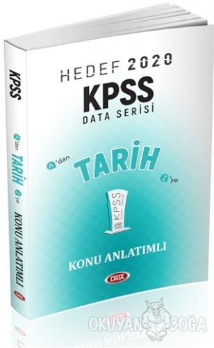 Hedef 2020 KPSS Tarih Konu Anlatımlı - Kolektif - Data Yayınları - KPS