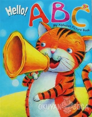 Hello Abc: My Alphabet Picture Book 3 - Kolektif - Macaw Books