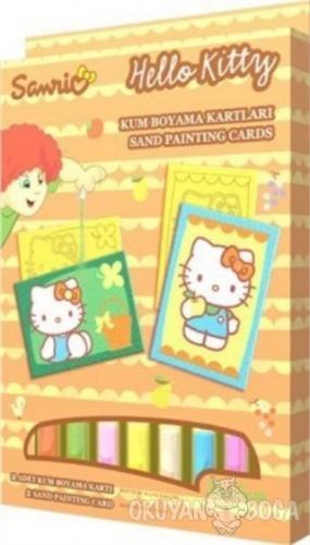 Hello Kitty 4: Kum Boyama Kartları - Kolektif - Egem Grup Organizasyon