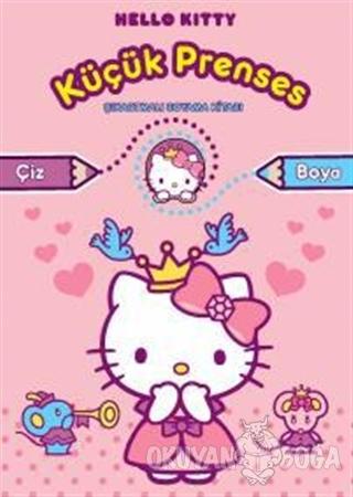 Hello Kitty Küçük Prenses - Çıkartmalı Boyama - Kolektif - Doğan Egmon