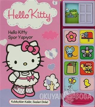 Hello Kitty Spor Yapıyor - Kolektif - Doğan Egmont Yayıncılık