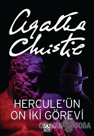 Hercule'ün On İki Görevi - Agatha Christie - Altın Kitaplar