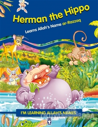 Herman the Hippo Learns Allah's Name Ar Razzaq