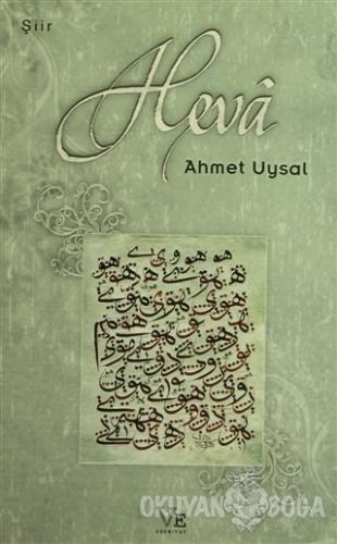 Heva - Ahmet Uysal - Ve Edebiyat Yayınları