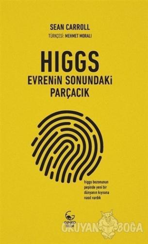 Higgs: Evrenin Sonundaki Parçacık - Sean Carroll - Ginko Kitap