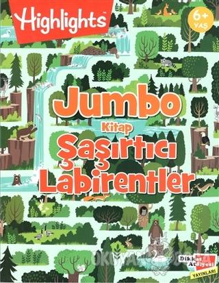 Highlights: Jumbo Kitap Şaşırtıcı Labirentler
