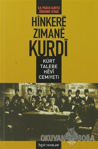Hinkere Zımane Kurdi - Kolektif - Bgst Yayınları