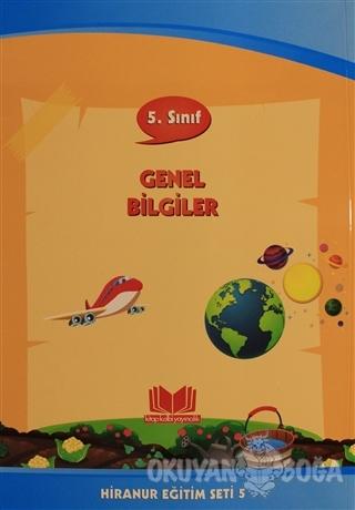 Hiranur Eğitim Seti 5 (7 Kitap Takım) - Kolektif - Kitapkalbi Yayıncıl