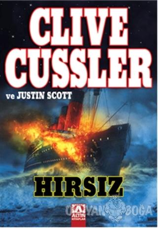 Hırsız - Clive Cussler - Altın Kitaplar