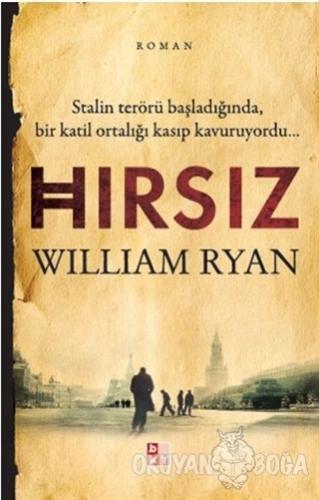 Hırsız - William Ryan - Babıali Kültür Yayıncılığı
