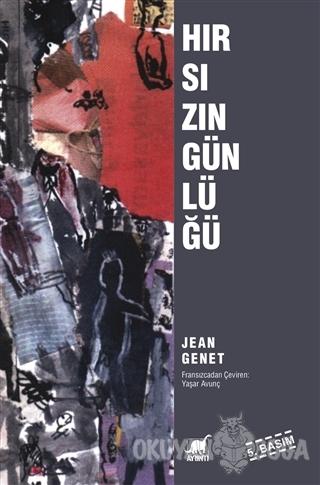 Hırsızın Günlüğü - Jean Genet - Ayrıntı Yayınları