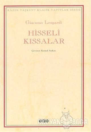 Hisseli Kıssalar - Giacomo Leopardi - Yapı Kredi Yayınları