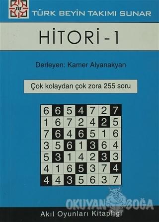 Hitori 1 - Kolektif - Akıl Oyunları Basın Yayın