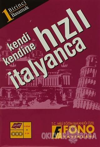 Hızlı İtalyanca 1. Basamak (2 kitap + 3 CD)