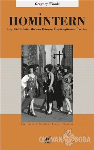 Homintern - Gregory Woods - Ayrıntı Yayınları