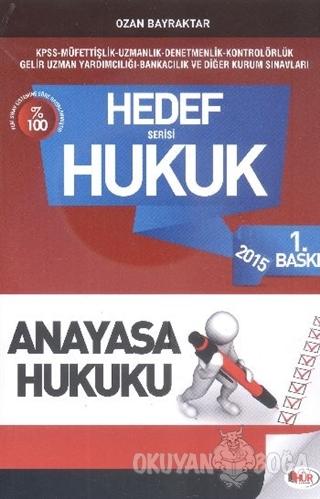 Hür 2015 KPSS Hedef Serisi Hukuk - Anayasa Hukuku