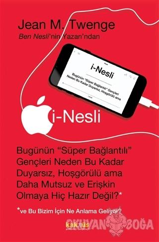 i-Nesli - Jean M. Twenge - Kaknüs Yayınları
