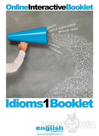 Idioms Booklet 1