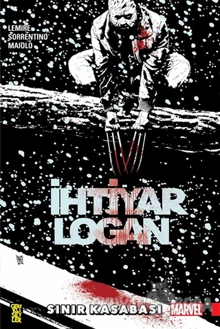 İhtiyar Logan 2 - Jeff Lemire - Gerekli Şeyler Yayıncılık
