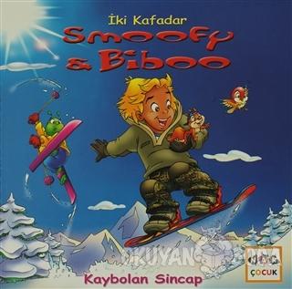 İki Kafadar Smoofy ve Biboo - Kaybolan Sincap - Christian Carlin - Nar