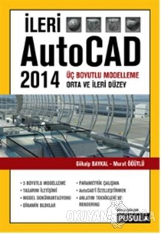 İleri AutoCAD 2014