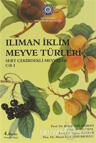 Ilıman İklim Meyve Türleri Cilt:1