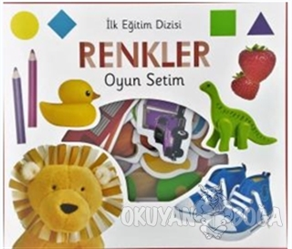 İlk Eğitim Dizisi - Renkler Oyun Setim - Kolektif - Doğan Egmont Yayın