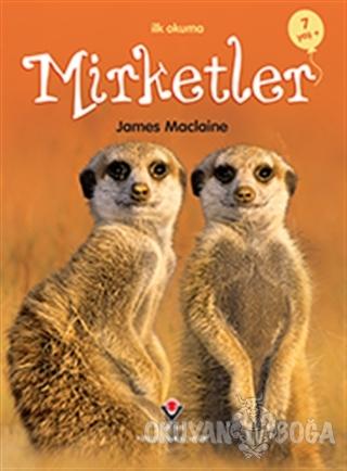 İlk Okuma - Mirketler - James Maclaine - TÜBİTAK Yayınları