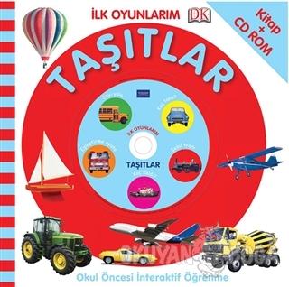 İlk Oyunlarım Taşıtlar (Ciltli) - Kolektif - Pearson Çocuk Kitapları