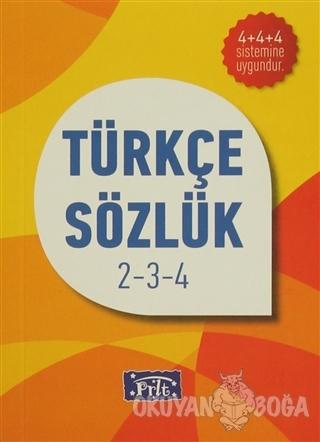 İlköğretim Türkçe Sözlük 2-3-4