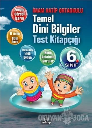 İmam Hatip Ortaokulu Temel Dini Bilgiler Test Kitapçığı 6. Sınıf