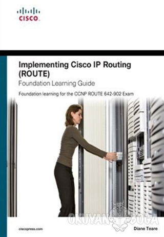 Implementing Cisco IP Routing (ROUTE) (Ciltli)