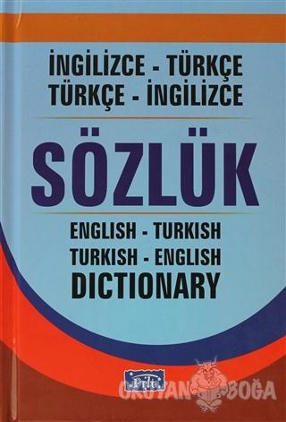 İngilizce-Türkçe / Türkçe-İngilizce Sözlük (Ciltli)