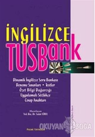 İngilizce TUSBank - Kolektif - Palme Yayıncılık - Akademik Kitaplar