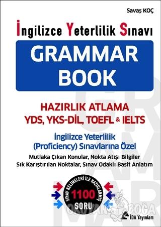 İngilizce Yeterlilik Sınavı Grammar Book