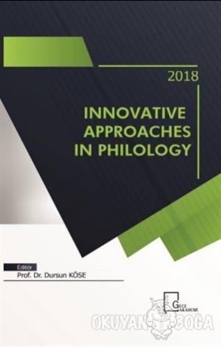 Innovative Approaches in Philology